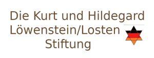 Logo der Die Kurt und Hildegard Löwenstein/Losten Stiftung