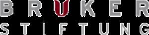 Logo von der BRUKER-Stiftung